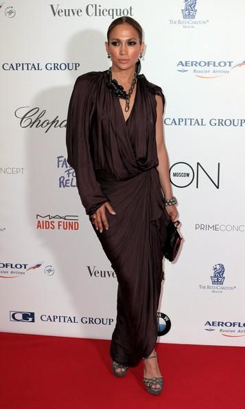Jennifer Lopez al Charity Gala NEON