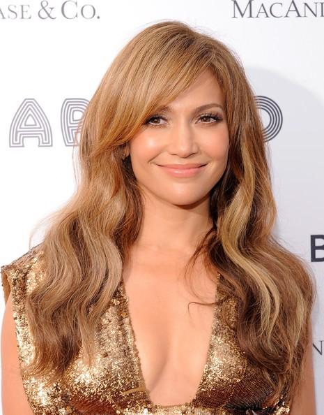Jennifer Lopez alla serata di beneficenza all'Apollo Theatre