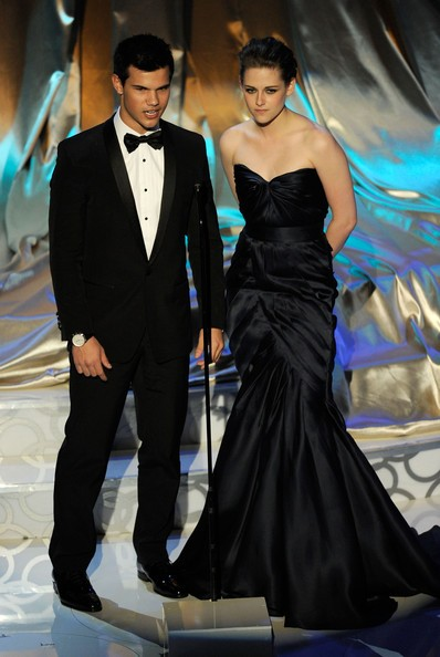 Kristen Stewart e Taylor Lautner agli Academy Awards 2010