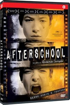 La copertina di Afterschool (dvd)