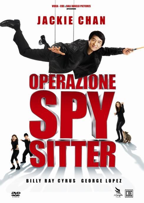 La copertina di Operazione Spy Sitter (dvd)