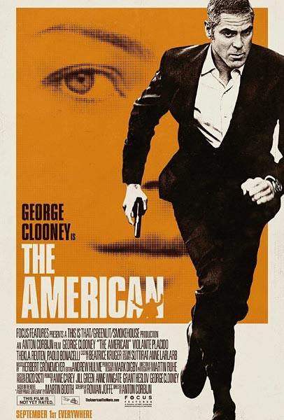 La locandina di The American