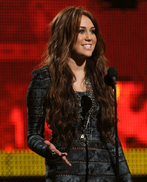 Miley Cyrus ai Grammy Awards 2010