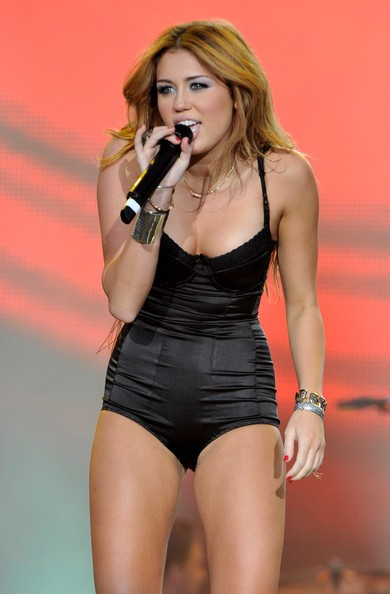 Miley Cyrus al Rock in Rio di Madrid