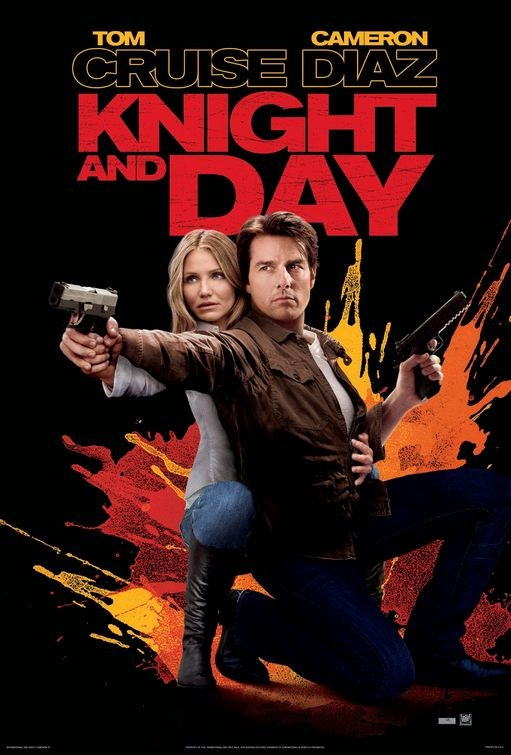 Poster USA per Knight And Day (Innocenti bugie)