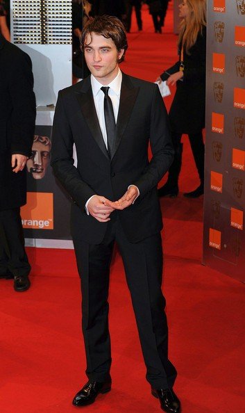 Robert Pattinso ai Bafta Awards 2010