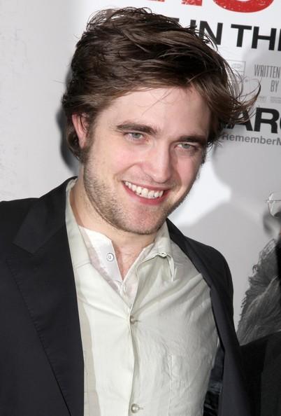 Robert Pattinson alla premiere newyorkese di Remember Me