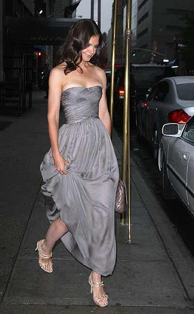 Tony Award 2010: Katie Holmes con un abito Armani Privé