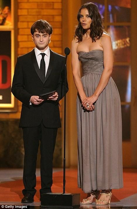 Tony Award 2010: Katie Holmes e Daniel Radcliffe sono i presentatori della serata