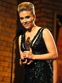 Tony Awards 2010: Scarlett Johansson