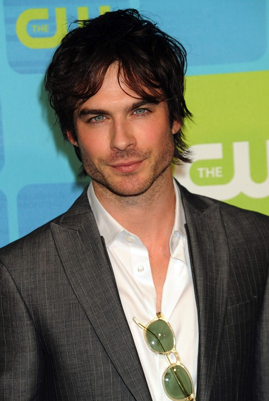 Ian Somerhalder al The CW Network 2010 Upfront a New York - 20 Maggio, 2010
