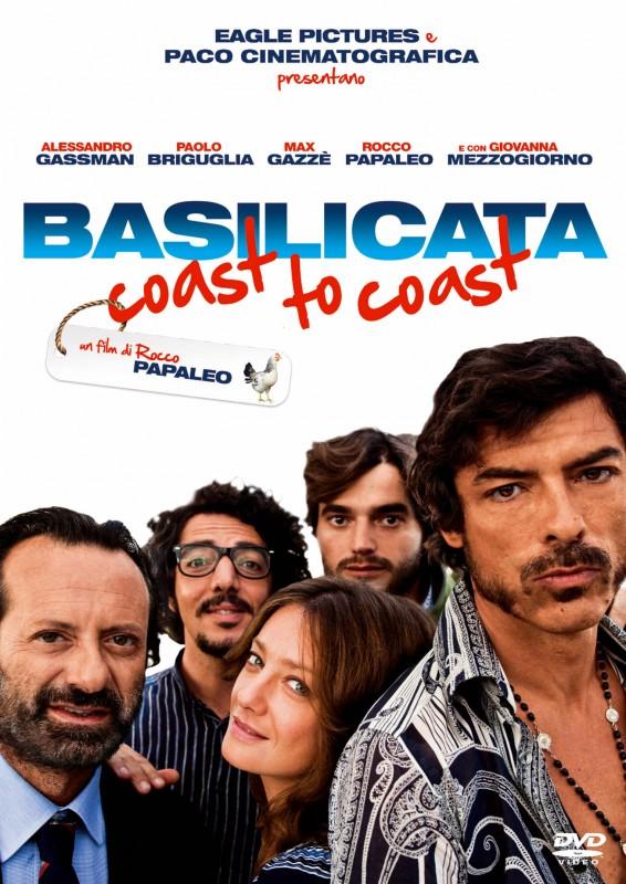 La copertina di Basilicata Coast to Coast (dvd)