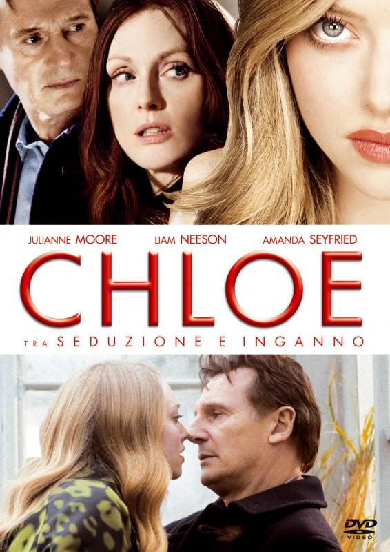 La copertina di Chloe (dvd)