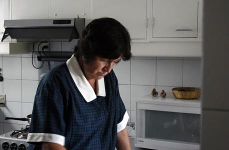 Anita Reeves è una delle tate in fuga nel film La Nana