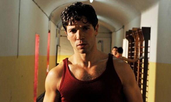Francesco Venditti nella serie televisiva Roma nuda