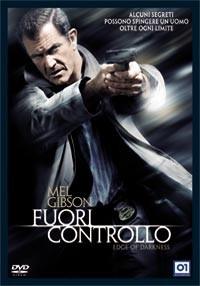 La copertina di Fuori controllo (dvd)