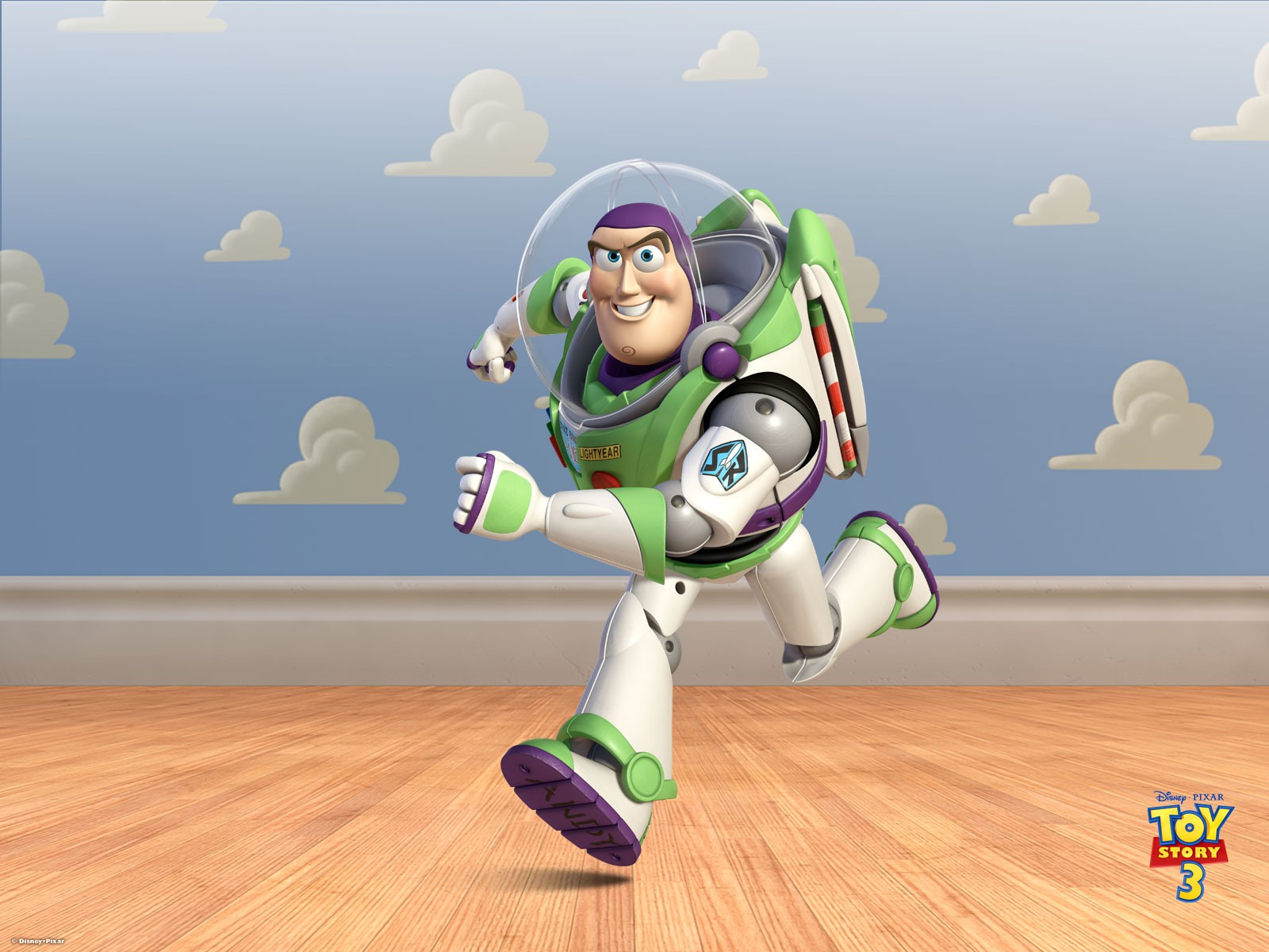 Nuovo poster di Buzz per Toy Story 3