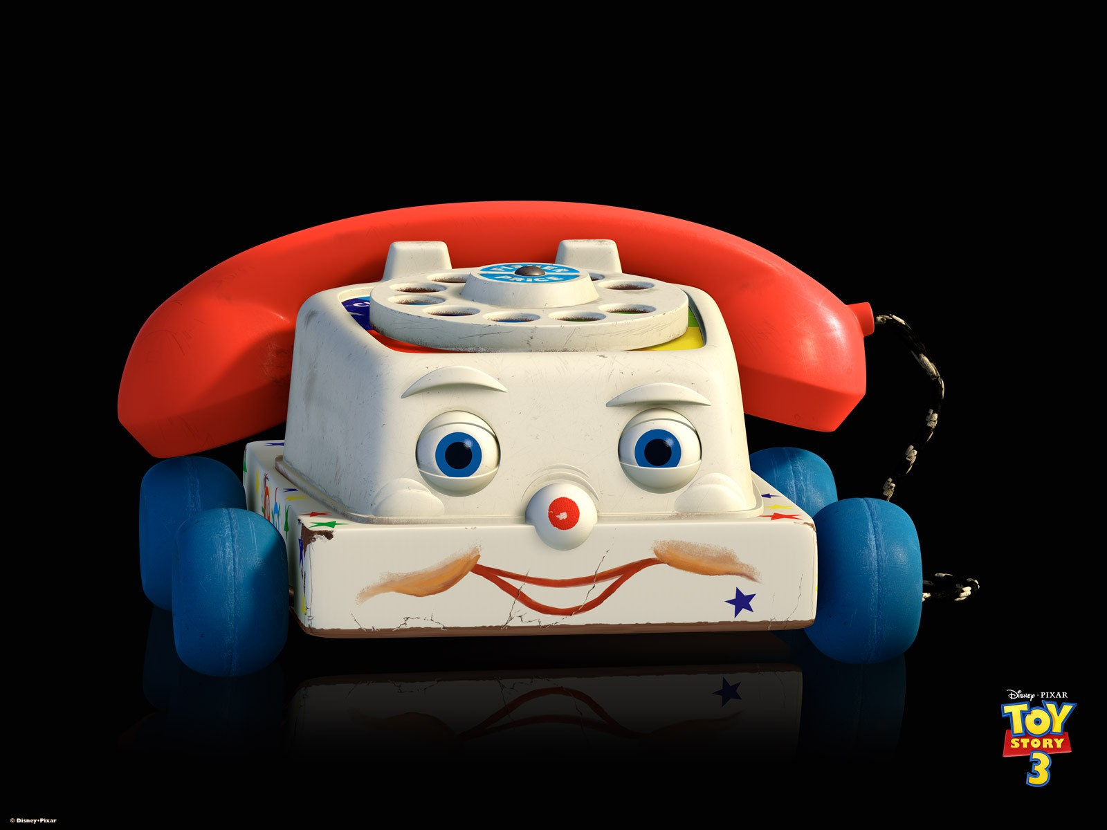 Poster del Telefono Chiacchierone per Toy Story 3