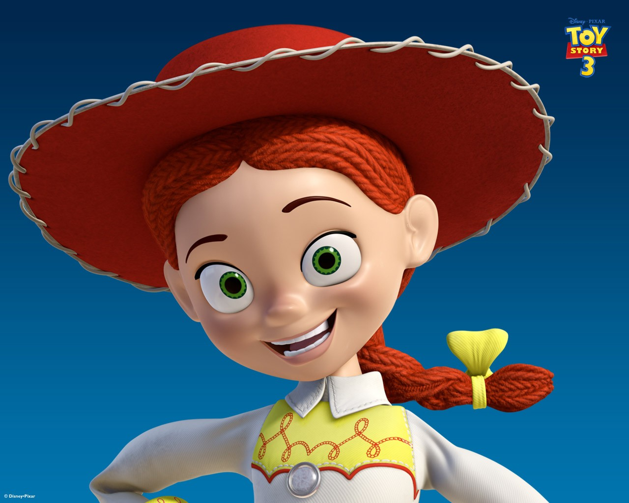 Poster di Jessie per Toy Story 3
