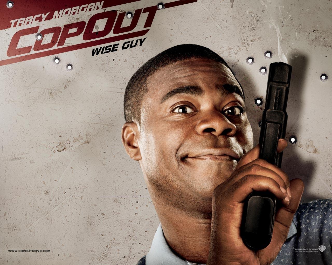 Poster di Tracy Morgan per la commedia Cop Out