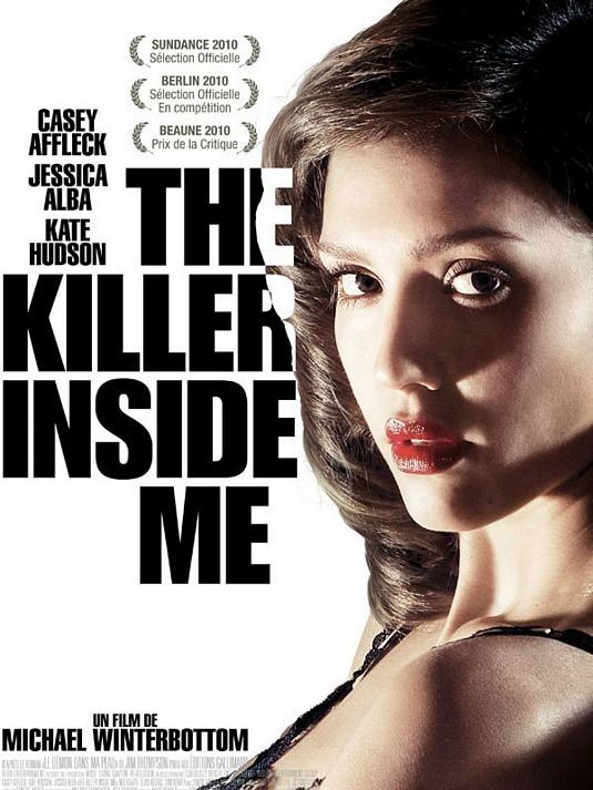 Poster francese per The Killer Inside Me