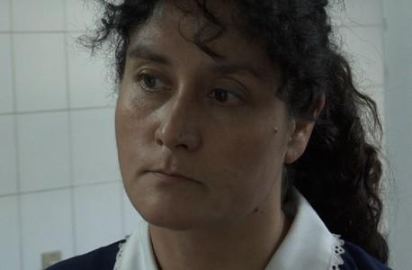 Primo piano di Catalina Saavedra dal film La Nana