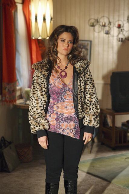 Susan Ward nell'episodio Hope and Faith di Make it or Break it