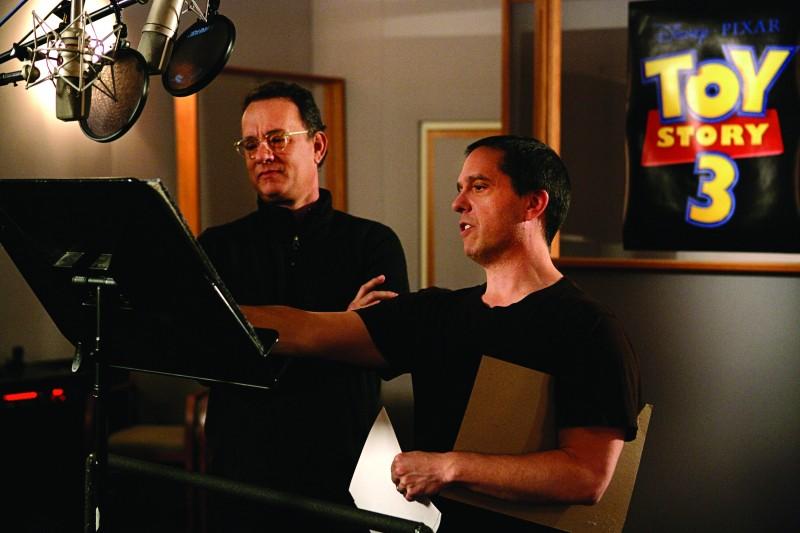 Tom Hanks dà la voce a Woody in Toy Story 3