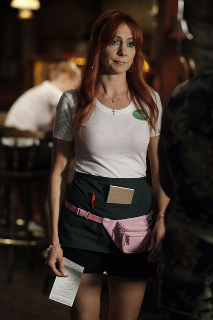 Carrie Preston nell'episodio Bad Blood di True Blood
