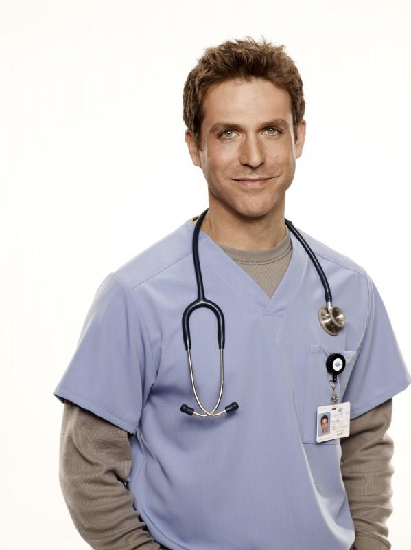 David Julian Hirsh in una immagine promozionale della stagione 2 di Hawthorne