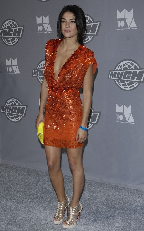 Jessica Szohr ai Much Music Video Awards