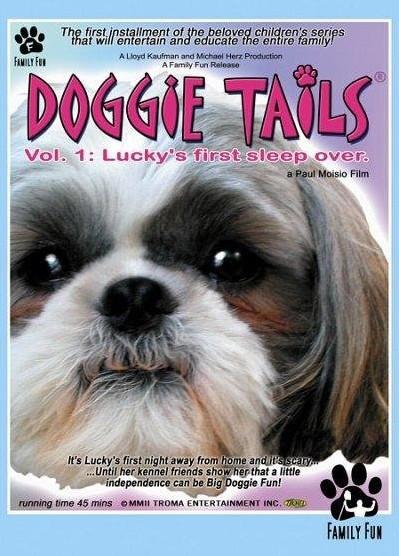 La locandina di Doggie Tails, Vol. 1: Lucky's First Sleep-Over