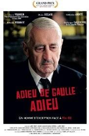 La locandina di Farewell De Gaulle, Farewell