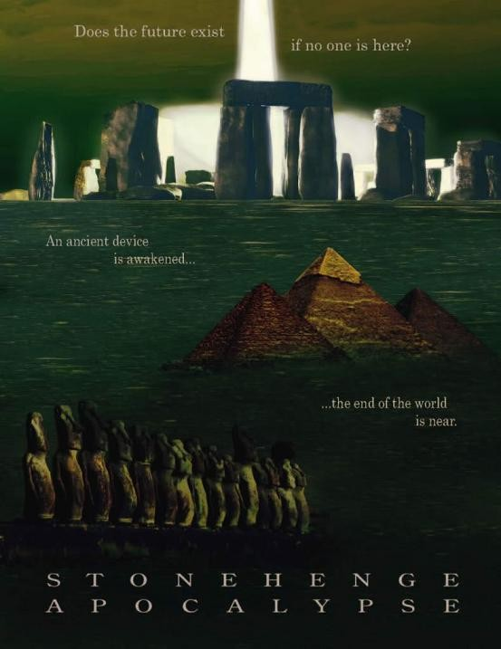 La locandina di Stonehenge Apocalypse