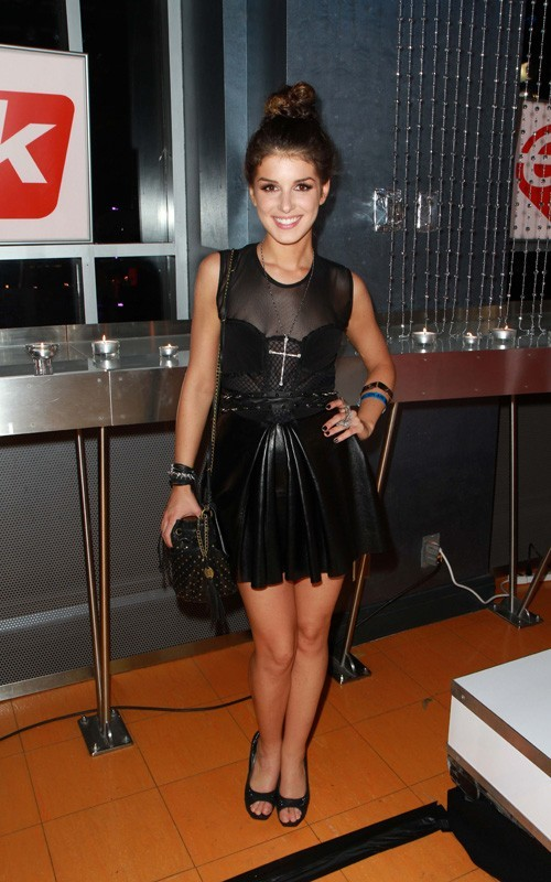 Shenae Grimes ai Much Music Video Awards