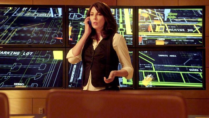 Gina Bellman nell'episodio The Jailhouse Job di Leverage