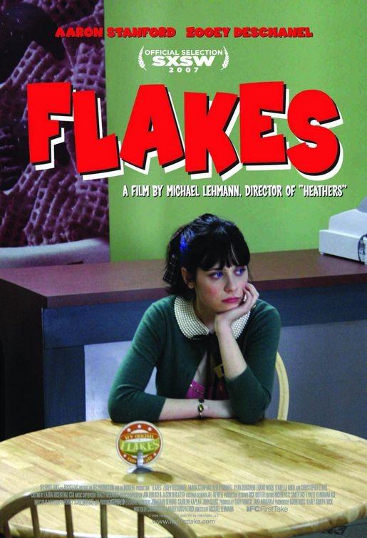 La locandina di Flakes