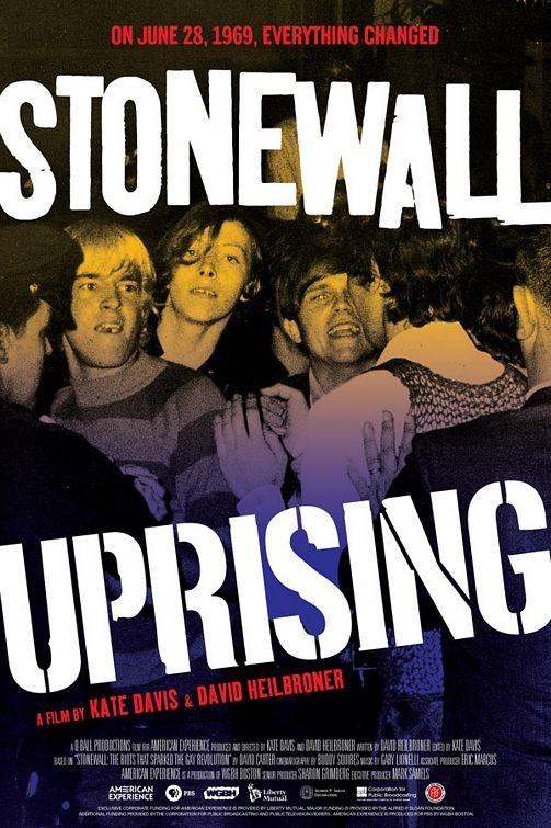 La locandina di Stonewall Uprising