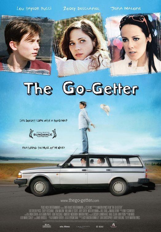 La locandina di The Go-Getter
