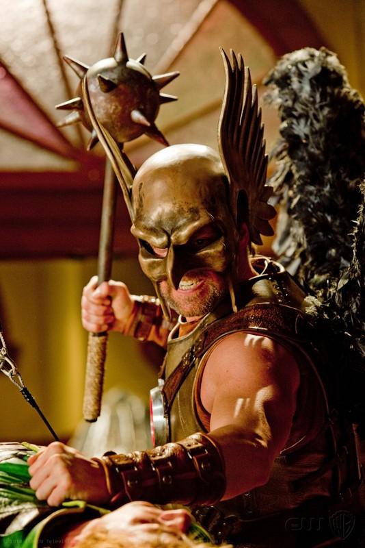 Michael Shanks attacca Justin Hartley nell'episodio Absolute Justice di Smallville