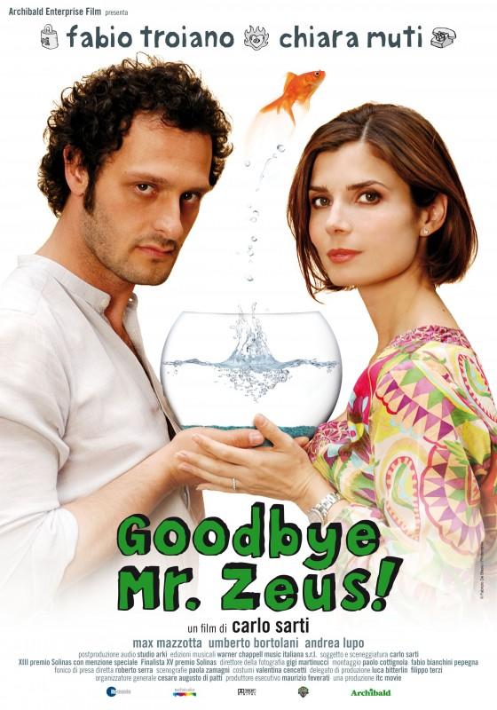Nuova per locandina di Goodbye, Mister Zeus!