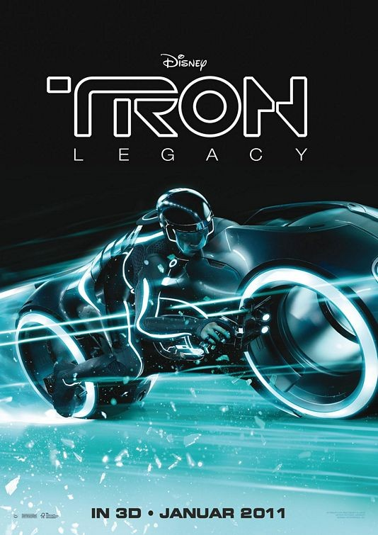 Nuovo teaser poster per Tron Legacy