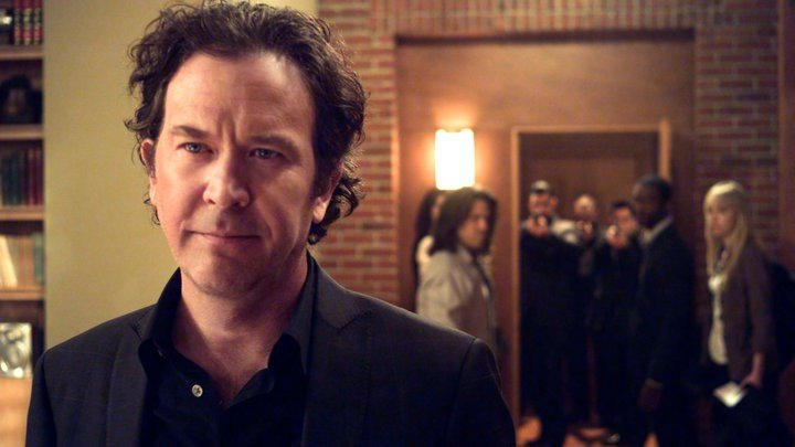 Timothy Hutton nell'episodio The Jailhouse Job di Leverage