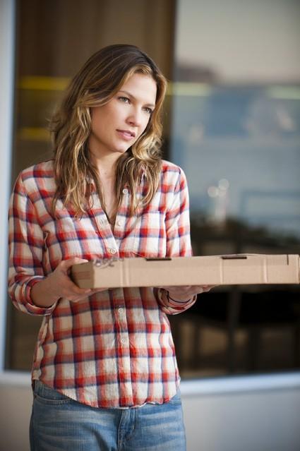 Kiele Sanchez nel pilot della serie The Glades