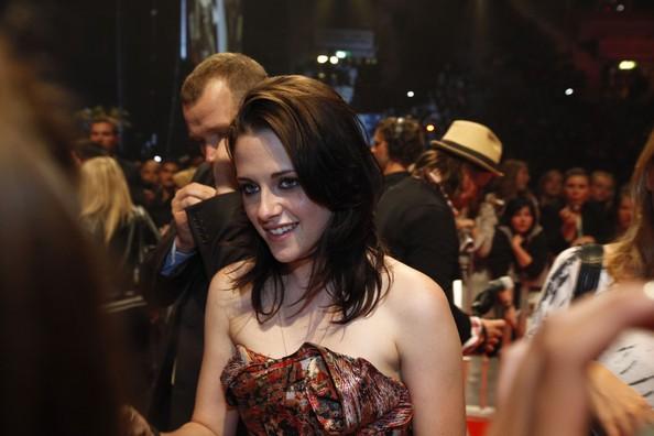 Kristen Stewart alla premiere di Eclipse a Stoccolma