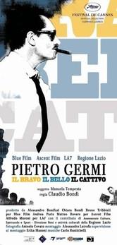 La locandina di Pietro Germi - Il bravo, il bello, il cattivo