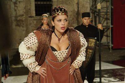 Marica Coco in scena