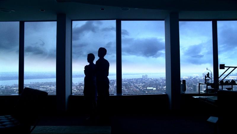 Un'immagine del film Splice