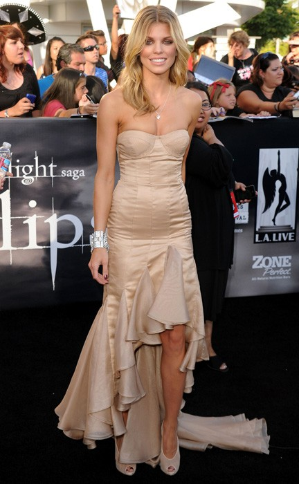 AnnaLynne McCord alla Premiere del film The Twilight Saga: Eclipse, Los Angeles, 2010