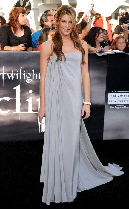 Ashley Greene alla Premiere di The Twilight Saga: Eclipse, Los Angeles, 24 giugno 2010